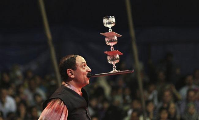 سیرک مصری در غزه