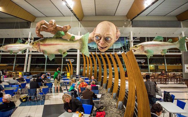 فرودگاه ولینگتون نیوزیلند