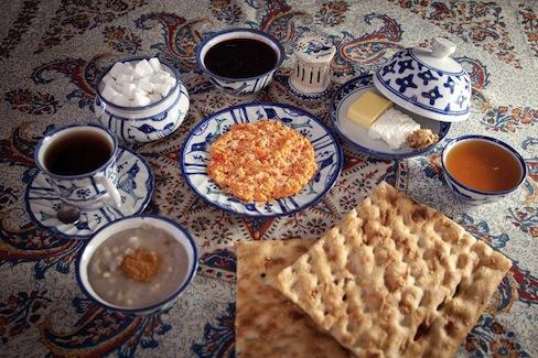 صبحانه های خوردنی از 50 نقطه دنیا