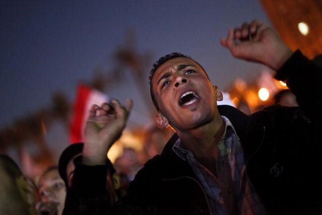 مخالفان محمد مرسی