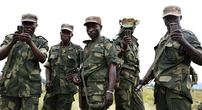 ارتش کنگو