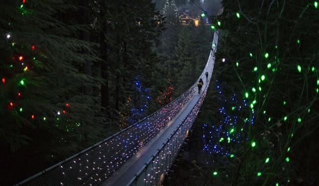 کریسمس در ونکوور کانادا
