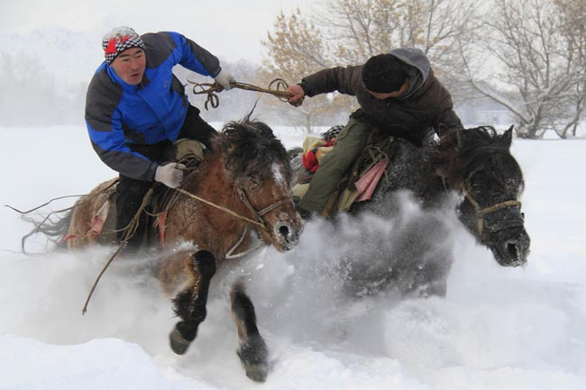مسابقات زمستانی