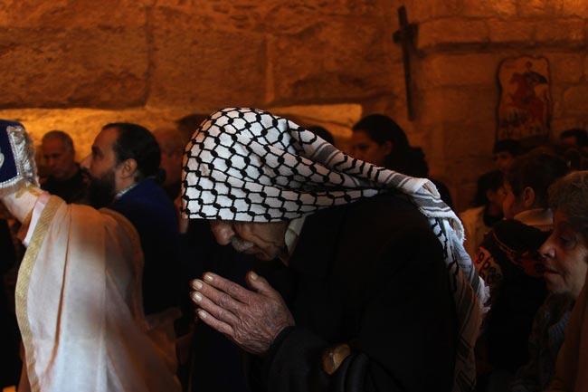 مسیحیان فلسطینی