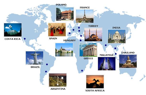 صنعت گردشگری و هتلداری