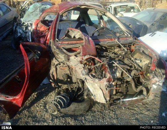 تصادف مرگبار206