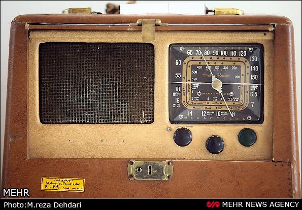 رادیو های قدیمی فروشی