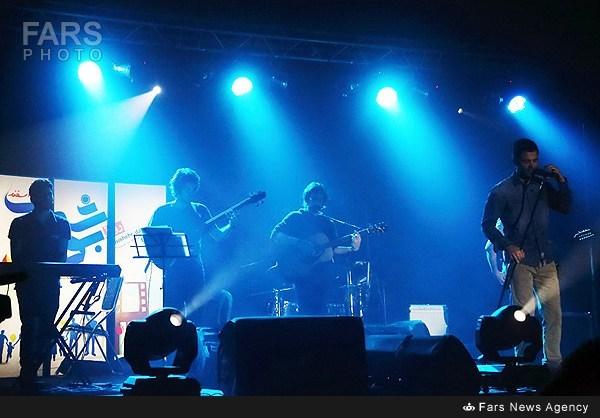 عکس های کنسرت بوشهر سیروان