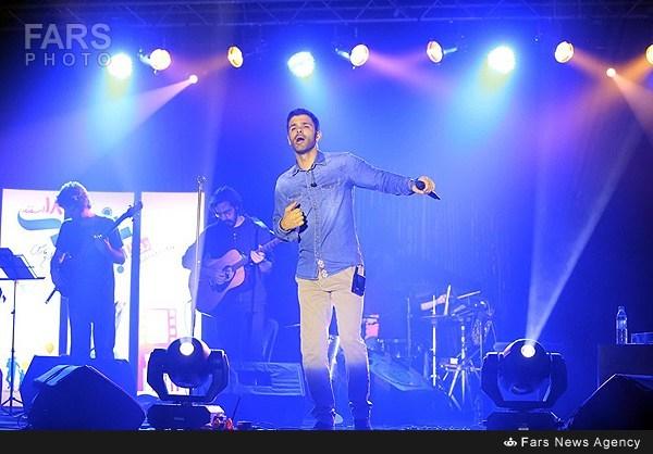 عکس کنسرت سیروان