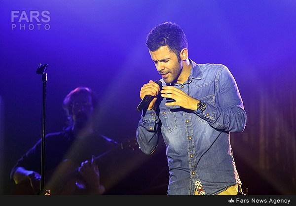 سیروان خسروی و کنسرت بوشهر