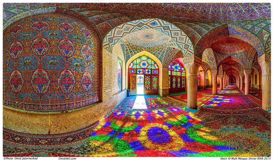 شگفت انگیزترین مسجد های دنیا (تصویرِی)