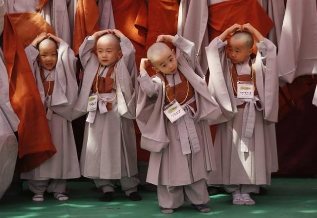 کودکان کره ای
