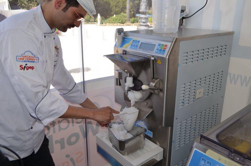 بستنی ساز ایتالیایی