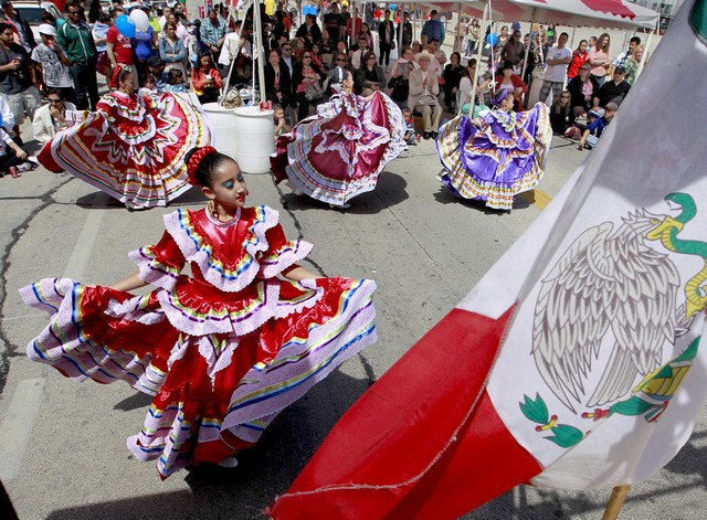 فستیوال مکزیکی