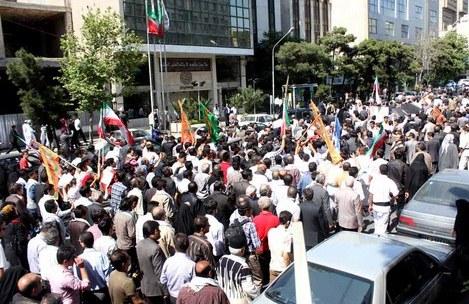 ثبت نام محسن رضایی در انتخابات