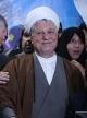 هاشمی رفسنجانی کاندیدای ریاست جمهوری شد: آمده ام خدمت کنم (+عکس)