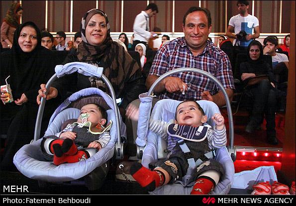 چند قلوهای ایرانی