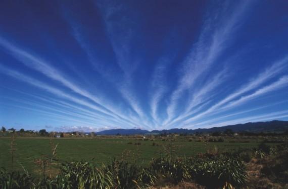 عجیب ترین ابرهای جهان!