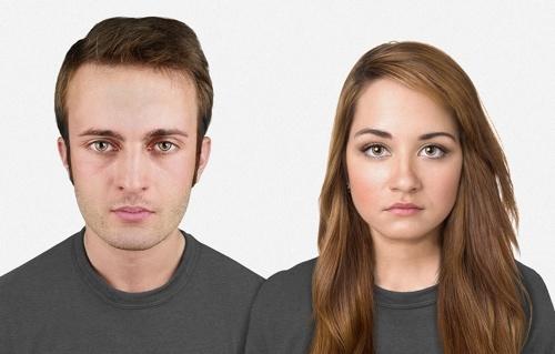 مطالب داغ: چهره انسان ۱۰۰۰۰۰ سال بعد