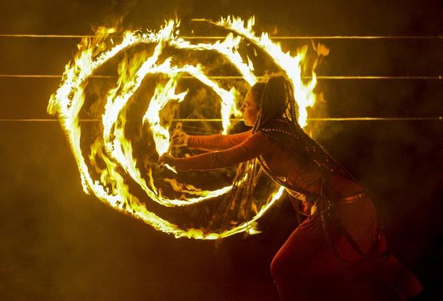 فستیوال بین المللی آتش