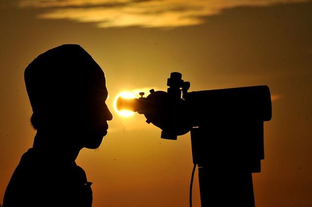 رصد هلال ماه رمضان