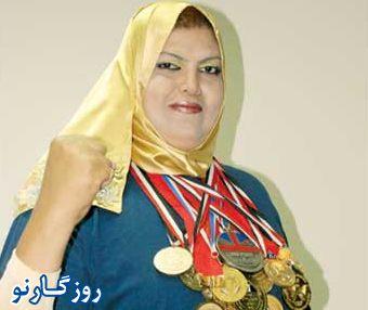 301885 624 - قوی ترین زن جهان کیست؟ (+عکس)