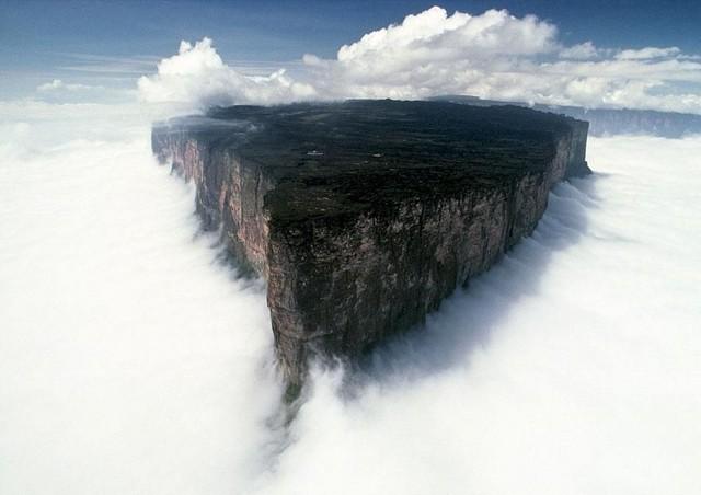 کوه روراما، آفریقای جنوبی