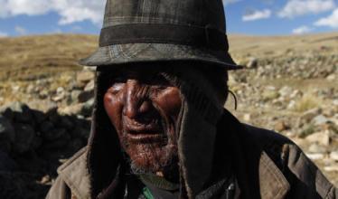 پیرترین فرد جهان در بولیوی زندگی می کند (+عکس)