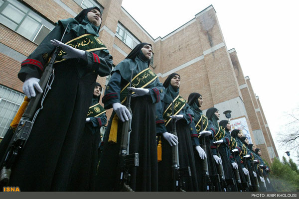 تصویر  عکس افسران پلیس زن ایران - گالری عکس تصویر