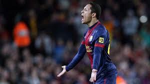 بارسلونا به صدر جدول لالیگا رفت