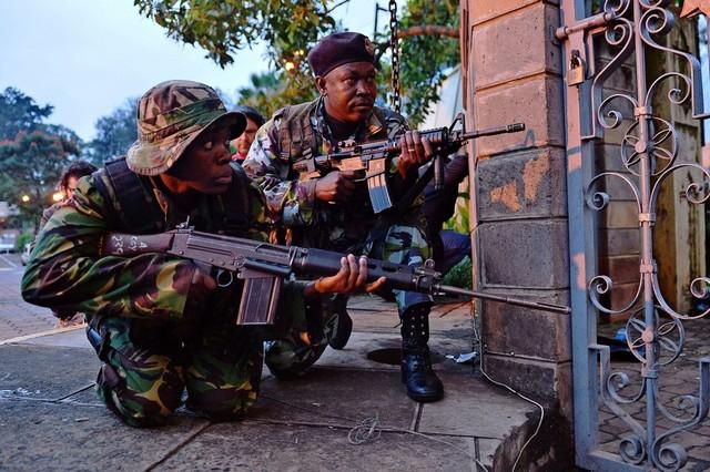 گروگانگیری در نایروبی