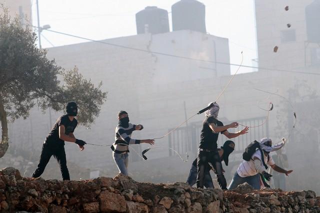 جوانان فلسطینی