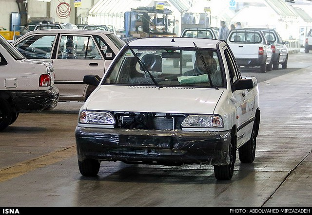پراید ۷۰ میلیونی در ایران! + عکس