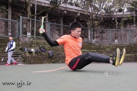 تنبلانه ترین ورزش دنیا (+عکس)
