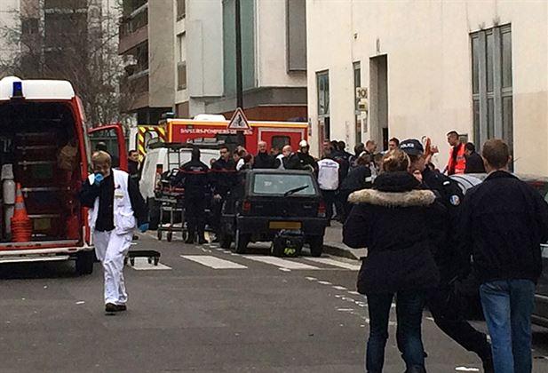 حمله تروریستی در قلب پاریس؛ 11 نفر کشته شدند