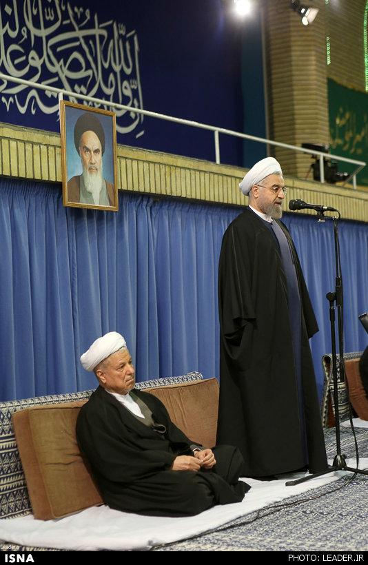 روحانی: پیامبر از قتل عمویش هم گذشت/