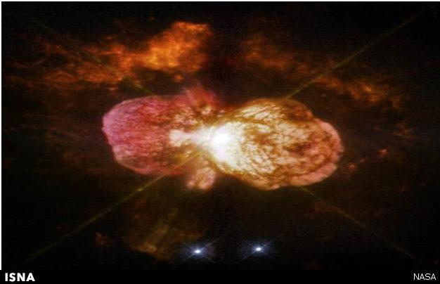 مشاهدات بیسابقه دانشمندان از یک سیستم ستارهای درخشان