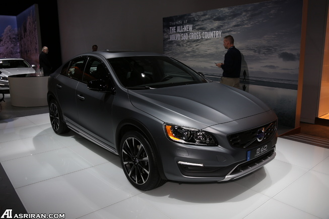 نگاهی کوتاه به نمایشگاه خودرو دیترویت 2015