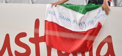 خواستگاری دختر ایرانی از گلر تیم ملی (عکس)
