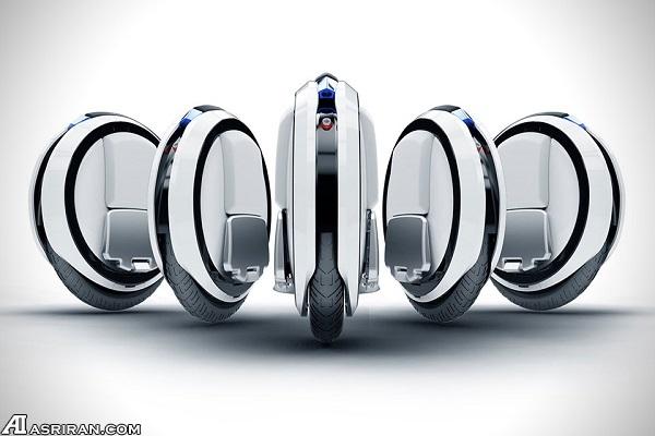 اسکوتر تک چرخ برقی