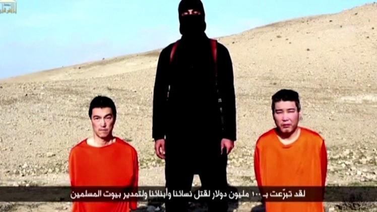 تهدید داعش برای توکیو: 200 میلیون دلار بدهید یا 2 گروگان ژاپنی را می کشیم