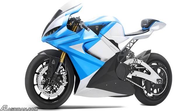 سریعترین موتورسیکلتهای الکتریکی جهان