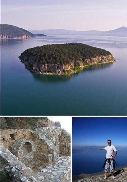 مرموزترین جزیره مار (+عکس)