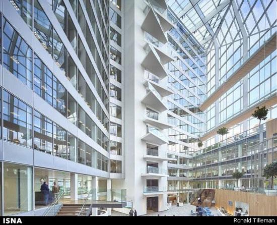 پایدارترین ساختمان دنیا (+عکس)