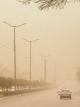 توفان خاک در اهواز  (عکس)