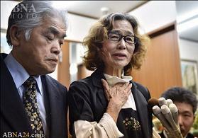 واکنش مادر ژاپنی به ذبح پسرش توسط داعش (+عکس)