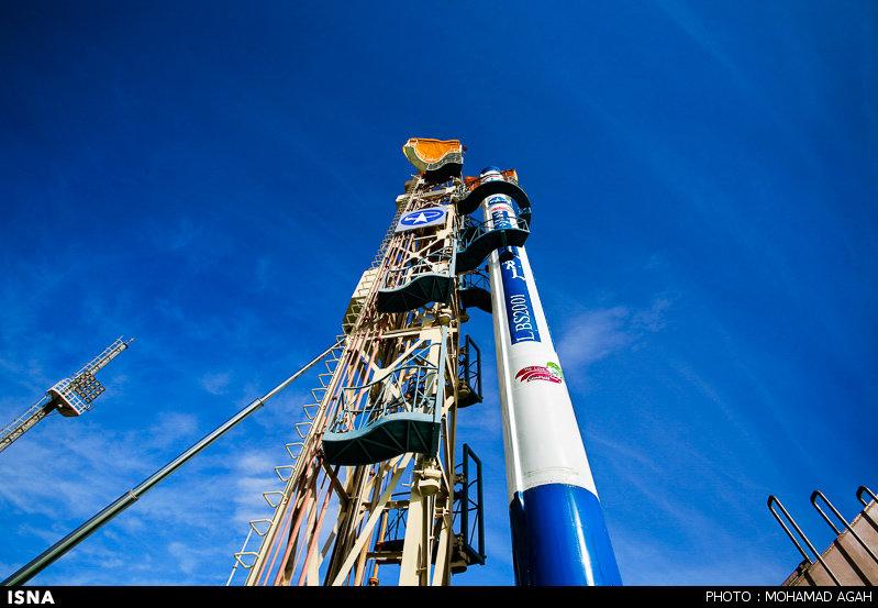 پرتاب چهارمین ماهواره بومی ایران – ماهواره فجر