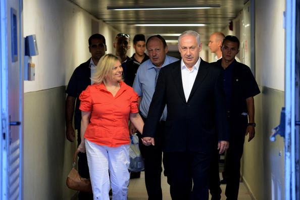 مهمترین جنجال انتخابات اسرائیل: همسر نتانیاهو پول بطری های خالی را پس نداد