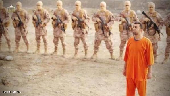432934 613 داعش خلبان اردنی را زنده زنده سوزاند / تصاویر ۱۸+