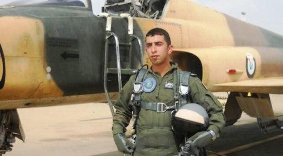 عکس اتش زدن خلبان اردونی